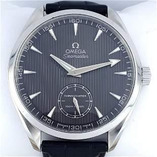 Omega - Aqua Terra Railmaster XXL - Ref: