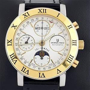 Universal Genève - Tri Compax Chronograph Moon