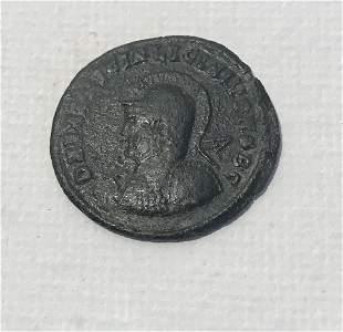 Roman coin | Lucianus | Bronze | 317-324 AD