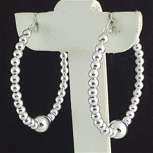 925 Sterling Silver - Earring