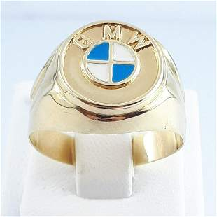 14K Yellow Gold - Ring