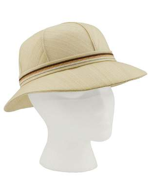 Hermes Pith Helmet