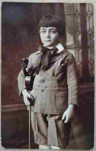 Young Al Brackman