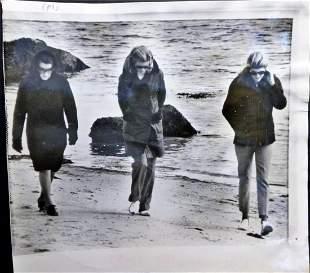 Mourning Joseph Kennedy 1969