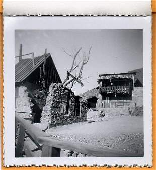 Kodak Snapshots Calico, CA Ghost Town