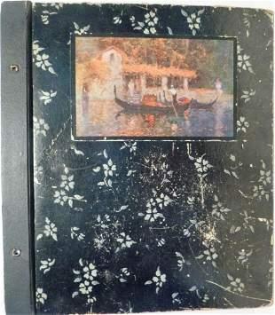 """Photo Album """"Sorority Sisters"""" 1922-1945"""