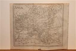 1801 Map of Asia