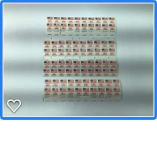Scott No. 1622 4 each MNH Stamp Plate Block Set
