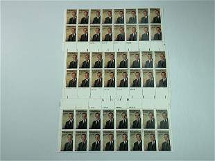 Scott No. 1503 3 each MNH Stamp Plate Block Set