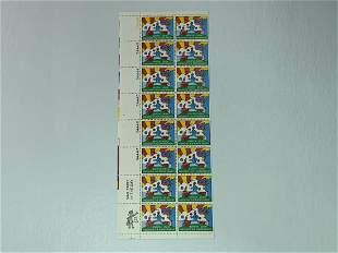 Scott No. 1527 1 each MNH Stamp Plate Block Set