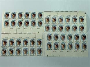 Scott No. 1699 4 each MNH Stamp Plate Block Set