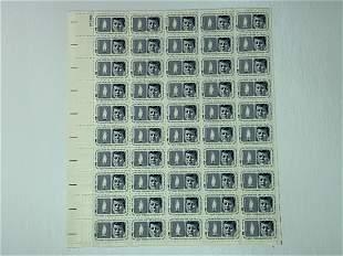 Scott No. 1246 1 each MNH Stamp Mint Sheet