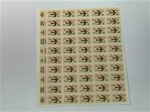 Scott No. 1552 1 each MNH Stamp Mint Sheet