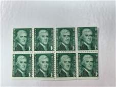 Scott No.1278 1 each MNH Stamp Plate Block Set