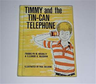 Timmy and the Tin Can Telephone