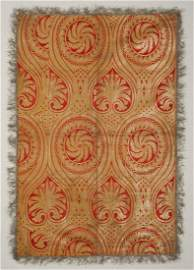 Early 20th Century Central Asian Silk Wall Hanging