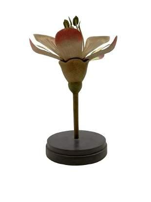 Botanical flower - Flower model - Boho flower decor