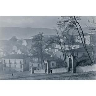 HENRI CARTIER-BRESSON - Aquila dei Abruzzi, Italy 1952