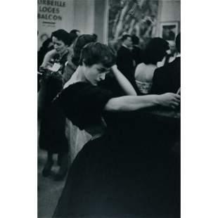 HENRI CARTIER-BRESSON - Paris, A Fashionable Charity