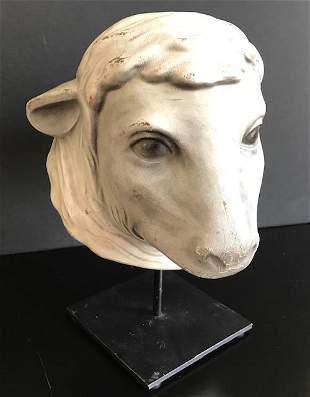 Sheep Head Display