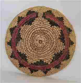 Navajo ceremonial basket ca 1940's
