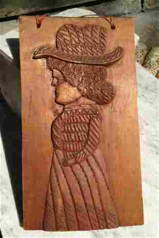 19thc folk art carving