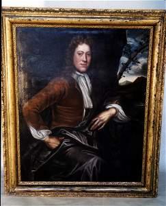 A Fine Early 18th Century Portrait
