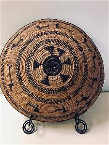 INDIAN BASKET IN MINT CONDITION
