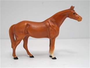 Antique Cast Iron Hubley Horse
