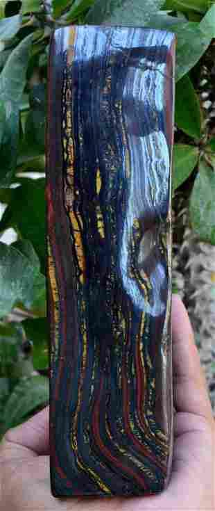 3855 Grams Beautiful Multi Colour Tiger Eye Tumble