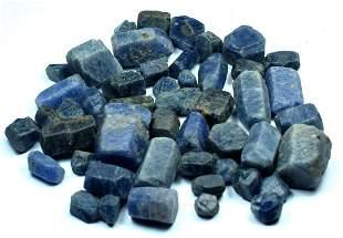 125 Gram Damage Free Natural Record Keeper Sapphire