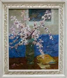 Oil painting Still life Zakharov Fedor Zakharovich