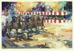Circus Horse Show II - Wayland Moore