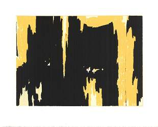 D. No. 1 - Clyfford Still