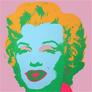 Sunday B Morning Marilyn (After Warhol) - Andy Warhol