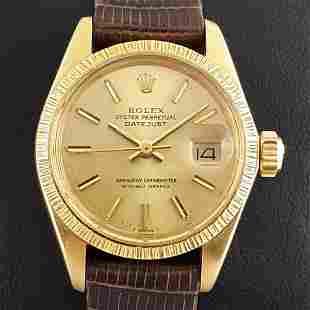 Rolex - Oyster Perpetual Datejust - Ref: 6927 - Women -