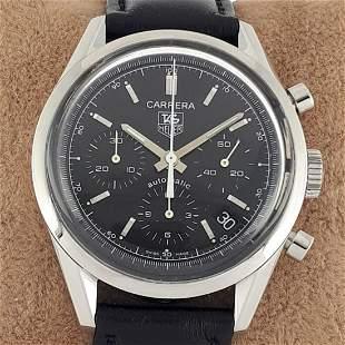 TAG Heuer - Carrera Chronograph - Ref: CV2111-0 - Men -