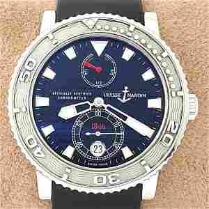 Ulysse Nardin - Marine Diver Chronometer - Ref: 263-51