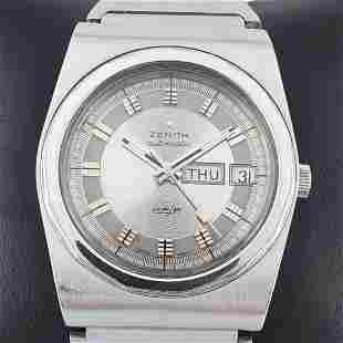 Zenith - AF/P - Ref: NR 50038/4 - Men - 1980-1989
