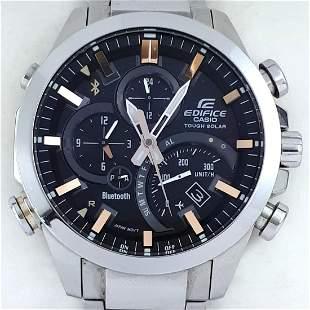 CASIO Edifice watch collection - TOUGH SOLAR