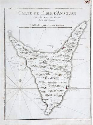 Bellin: Anjouan Island, Comoro Archipelago, East Africa