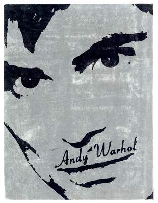 Andy Warhol lithograph, 1967