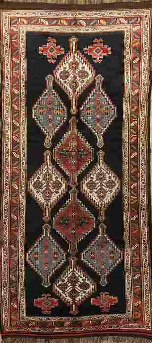 100% Vegetable Dye Antique Bakhtiari Persian Area Rug