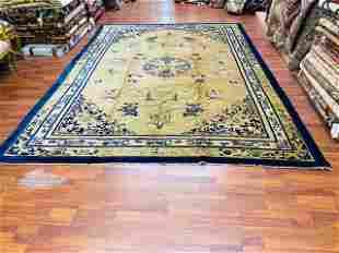 Antique Chinese Peking rug-2005
