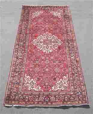 Semi Antique Persian Hamedan 5.3x10.2
