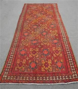 Authentic Persian Kurdish 4.8x10.5