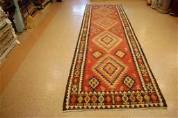 c1920s ANTIQUE VERY FINE WOVEN RARE SIZE CAUCASIAN