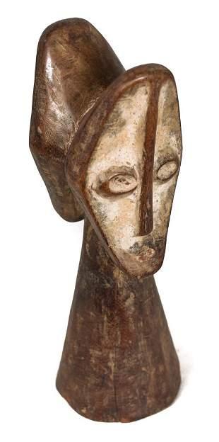 Initiation Figure – Wood – Lega – DR Congo