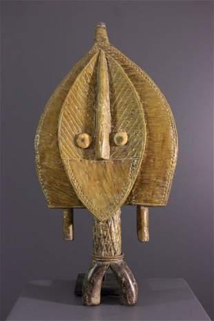 Figure of reliquary Kota Shamaye - Gabon - African Art