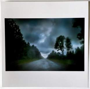 Todd Hido: #11342-0103 from the series Bright Black